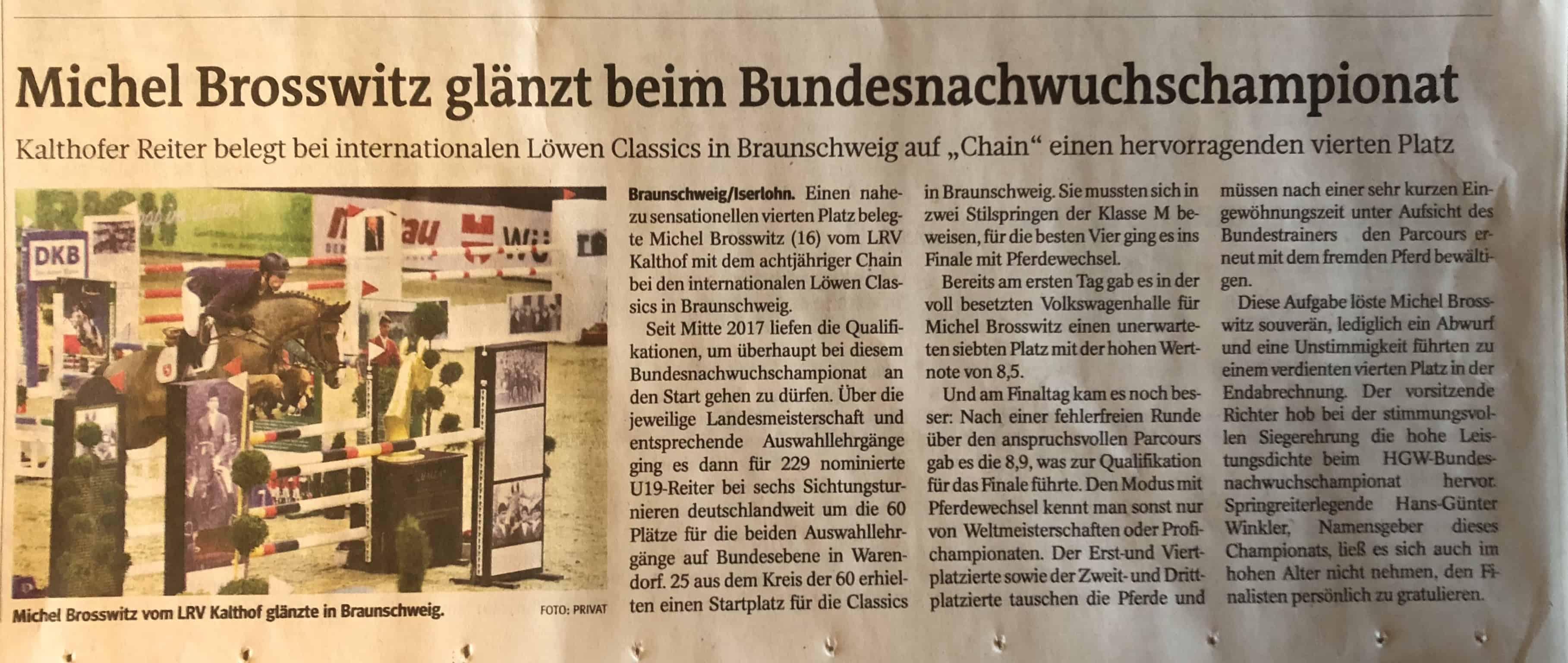 Presse Braunschweig