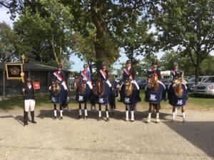 Ponymannschaft Provinzialturnier